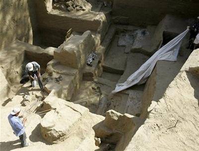 Peru: Phát hiện khu mộ lớn thời tiền Inca
