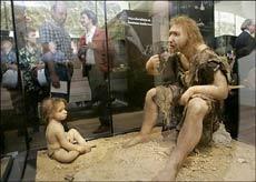 Người Neandertal không tăng trưởng nhanh hơn người hiện đại