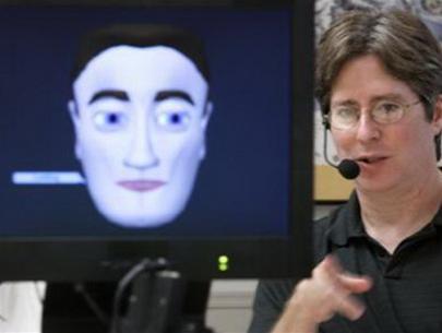 Robot George nhận dạng cha đẻ của nó, nhà nghiên cứu Alan Schultz