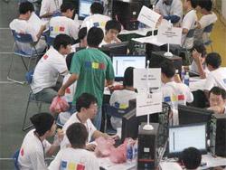 Vòng loại ACM/ICPC: Chưa tìm ra đội dự vòng chung kết