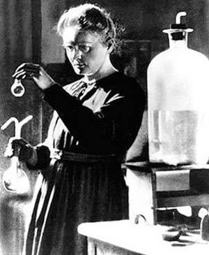 Nhà nữ khoa học Marie Curie đoạt giải thưởng Nobel Vật lý (năm 1903) và giải thưởng Nobel Hóa học (năm 1911) Ảnh: