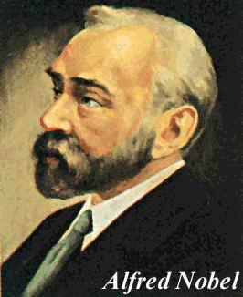 Bức họa chân dung Alfred Bernhard Nobel