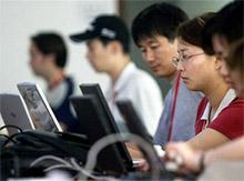 Trung Quốc khuyến khích các Đảng viên lập blog