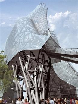 Paris xây cao ốc dùng năng lượng gió