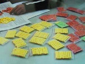 Một lượng nhỏ thuốc lắc cũng hại cho não