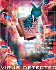Nhật Bản phát triển chip chống virus