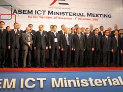''Các doanh nghiệp ASEM triển khai đề án hợp tác ICT''