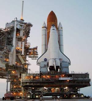 NASA chuẩn bị phóng tàu Discovery để xây dựng lại ISS