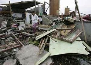200 người chết vì bão ở Philippines