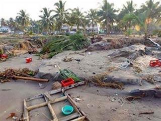 Lắp đặt hệ thống cảnh báo sóng thần đầu tiên tại Ấn Độ Dương