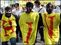 HIV tấn công lao động toàn cầu