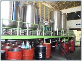 Sản xuất diesel sinh học ở Chiang Mai