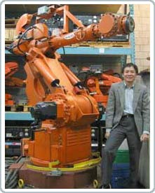 Tương lai robot Việt Nam