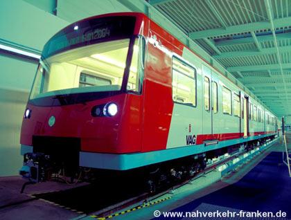 Đức: Năm 2008, hệ thống tàu điện ngầm không người lái đi vào hoạt động