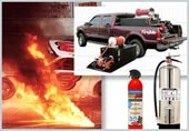 Chữa cháy nhanh mà không hại môi trường