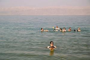 Trung Đông dùng Biển Đỏ cứu Biển Chết