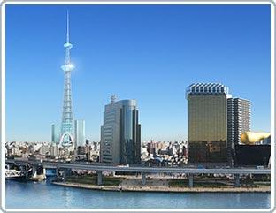 Nhật Bản sẽ có tháp truyền hình cao nhất thế giới