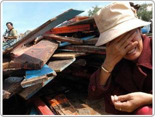 Nỗi đau mất mát này sẽ còn kéo dài và ảnh hưởng nặng nề đến tâm lý người dân ở những vùng vừa trải qua thảm họa thiên tai