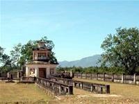 Phát lộ quy mô kiến trúc thành Hoàng đế