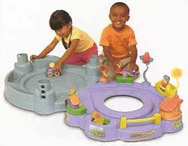 Nhạc từ đồ chơi có thể làm trẻ bị điếc