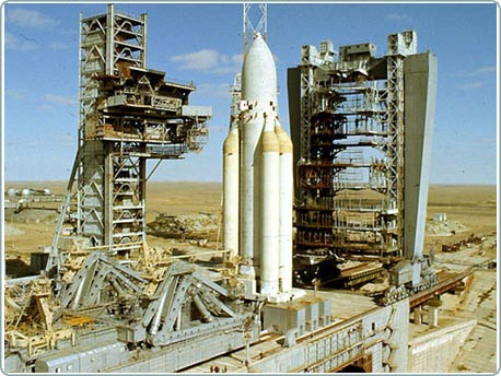 Sân bay vũ trụ Baikonour dẫn đầu thế giới về số lần phóng tên lửa