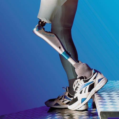 Đột phá mới về chế tạo chân, tay giả cho người tàn tật