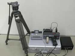 Thiết bị đo tốc độ xe cơ giới hiển thị hình ảnh