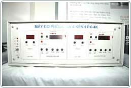 Thiết bị đo và cảnh báo phóng xạ đa kênh
