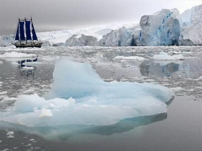"""2007 là """"Năm địa cực quốc tế"""""""