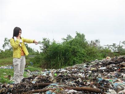 Thừa Thiên - Huế: bãi rác ở... đầu nguồn nước