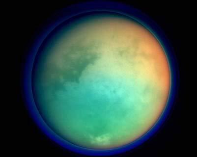 Vệ tinh Titan, vệ tinh lớn nhất của sao Thổ