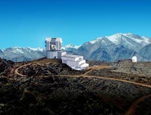 Google giúp xây dựng kính viễn vọng khổng lồ
