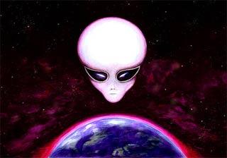 Người ngoài hành tinh xem gì trên TV?