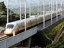 Xe lửa thân thiện với môi trường ở Đài Loan