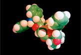 Chiếc khóa có kích thước nhỏ bằng một phân tử