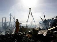 Mỹ: cháy rừng ở California