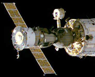 NASA mua tàu vũ trụ Nga