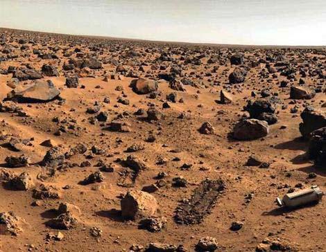 NASA từng giết chết sự sống trên sao Hỏa?
