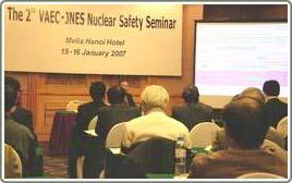 Việt Nam học kinh nghiệm đảm bảo an toàn hạt nhân từ Nhật Bản