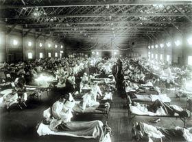 Phát hiện vũ khí bí mật của virus 1918