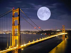 Con người sống theo nhịp mặt trăng
