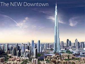 Dubai xây tòa nhà cao nhất thế giới
