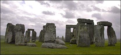 Kiến trúc đá Stonehenge nổi tiếng của Anh