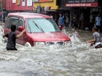 Lũ lụt, động đất tại Indonesia