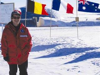 Chat với nhà khoa học gốc Việt ở Nam Cực