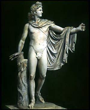 Sự khỏa thân trong nghệ thuật Hy Lạp cổ đại