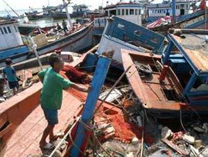 17 triệu người Việt Nam mất chỗ ở nếu biển dâng cao