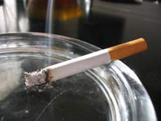 Nhiễm độc thuốc lá thụ động tăng nguy cơ ung thư phổi