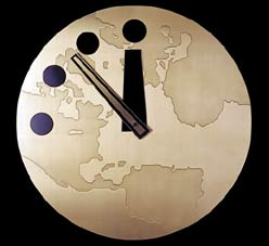 Chiếc đồng hồ Ngày tận thế