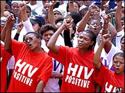 Phát động thử nghiệm vắc xin phòng ngừa HIV ở châu Phi